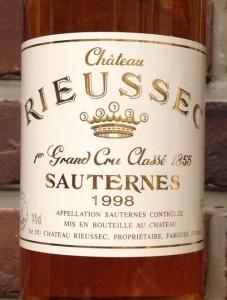 Rieussec 1998