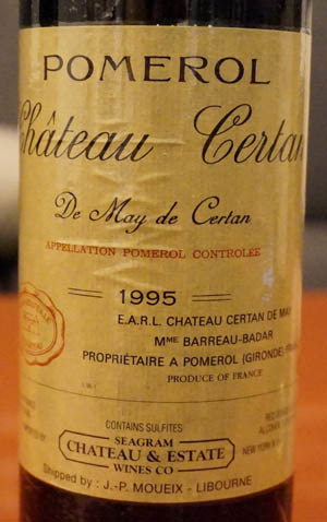 Certan 1995-2