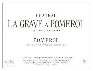 La Grave a Pomerol
