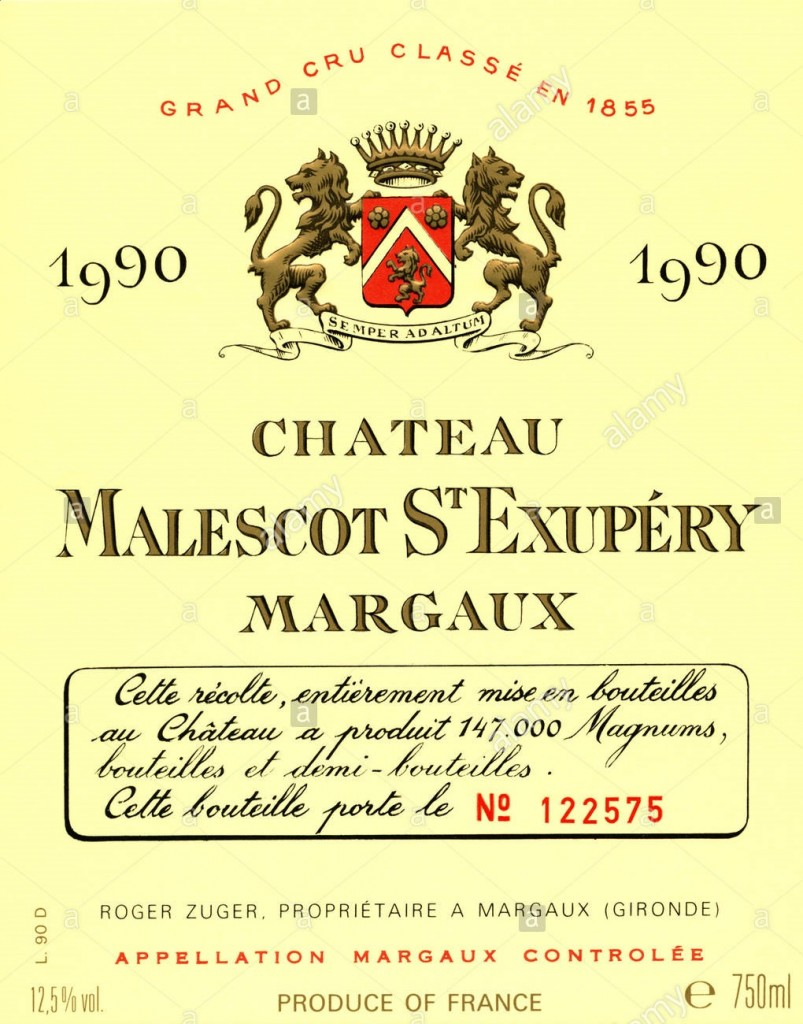 Malescot St.Exupery