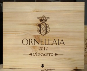Ornellaia Wood