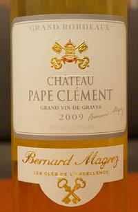 Pape Clement 2009