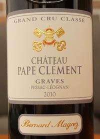 Pape Clement 2010-1