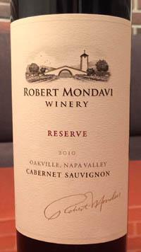 Robert Mondavi-B