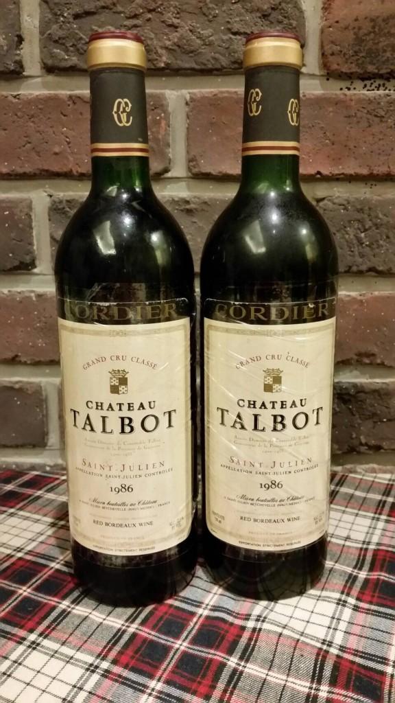 Talbot 1986