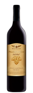 Wolf Blass Presidents Selection Gold Label Shiraz
